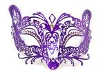 Purple-Metal-Venetian-Mask