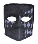 Bauta-Venetian-Mask