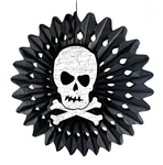 Hanging-Skull-Tissue-Fan