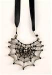 Spiderweb-Black-Gem-Necklace