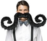 Moustache Party via Trendy Halloween
