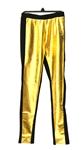 Gold-Black-Leggings