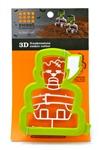 3D-Frankenstein-Cookie-Cutter