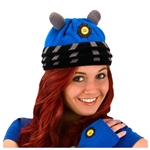 Doctor-Who-Dalek-Blue-Beanie