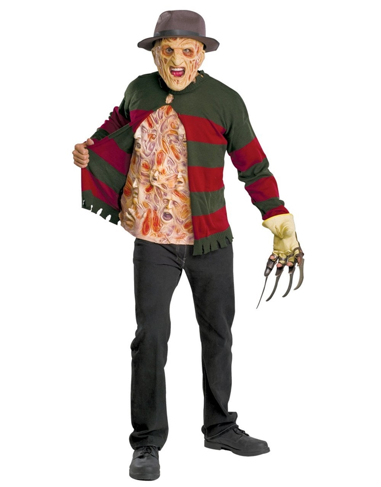 Freddy Krueger Chest of Souls Teen Costume