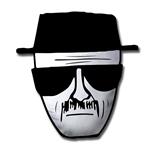 Heisenberg-Head-Plush