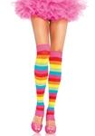 Rainbow-Leg-Warmers