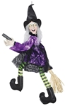 Flying-Witch-on-Broom-Animated-Prop