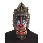 Baboon-Latex-Mask