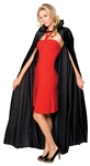 Long-Black-Crushed-Velvet-Cape