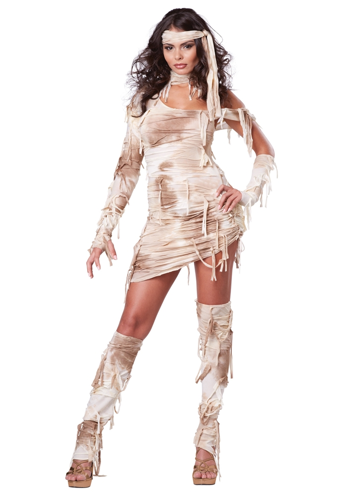 Mystical Mummy Adult Womens Costume