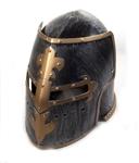 Antique-Crusader-Knight-Helmet