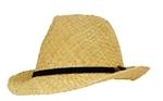 Maize-Fedora-Hat