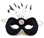 Rhinestoned-Mask