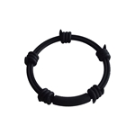 Barbed-Wire-Silicone-Bracelet