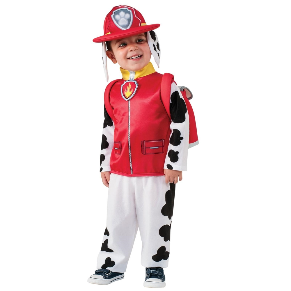 Paw Patrol Costumes - Marshall Child Costume
