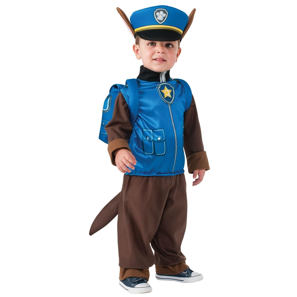 Paw Patrol: Chase Child Costume