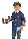 Pilot-Role-Play-Costume-Set