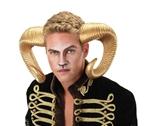 Gold-Ram-Horns