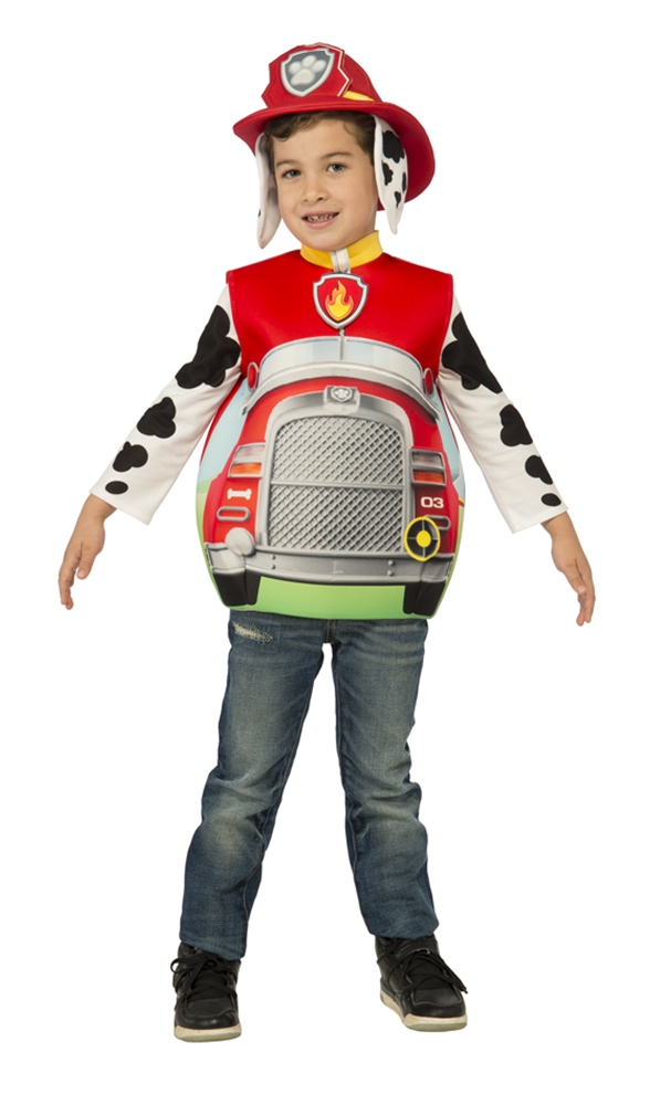 Paw Patrol Costumes Marshall Candy CatcherCostume