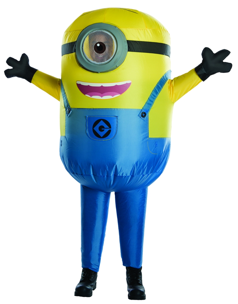 Stuart the Minion Inflatable Child Costume