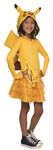 Pikachu-Hooded-Dress-Child-Costume