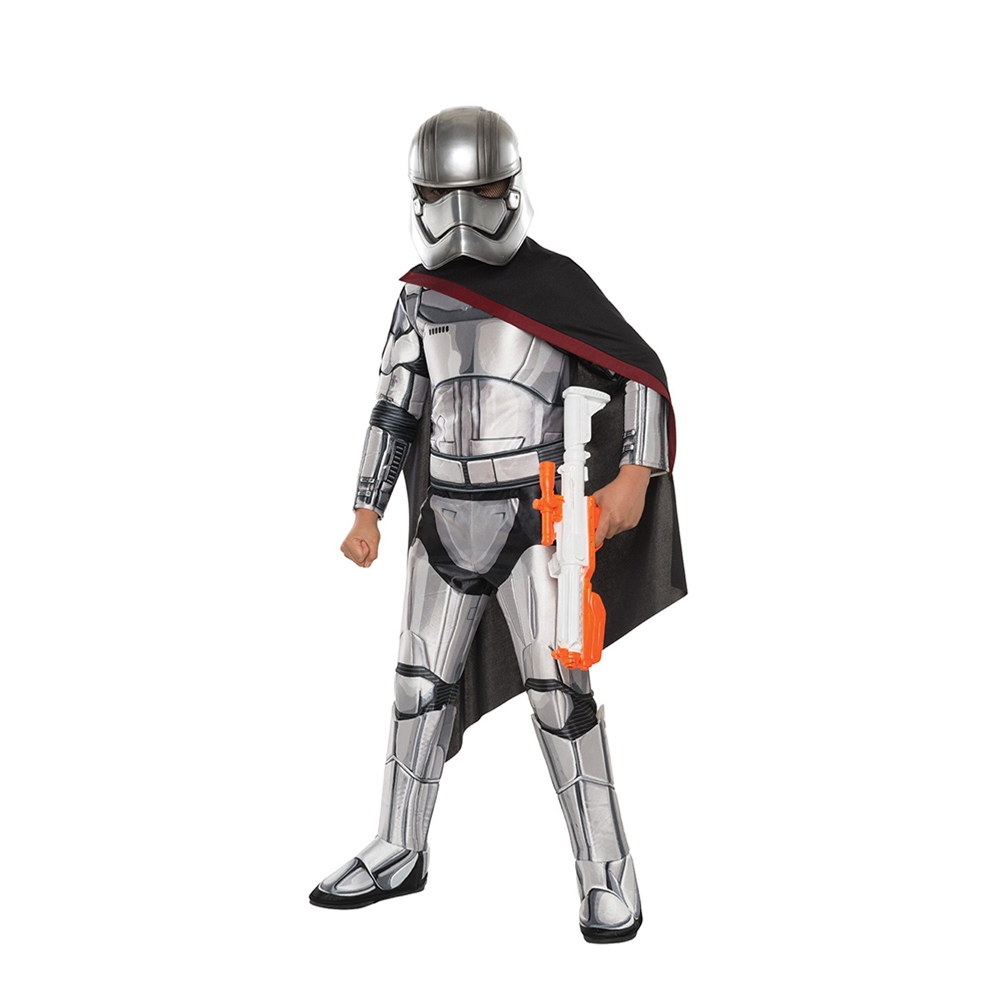 Star Wars: The Force Awakens Deluxe Captain Phasma Child Costume