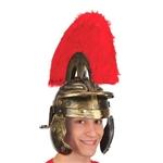 Gold-Roman-Helmet