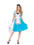 Alice in Wonderland Costumes via Trendy Halloween