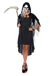 Phantom-Velvet-Guaze-Hooded-Cape