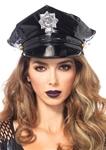 Vinyl-Police-Hat