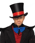 Deluxe-Black-Red-Velvet-Top-Hat