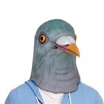 Pigeon-Adult-Latex-Mask