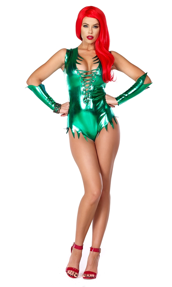 Pretty Poisonous Adult Womens Costume