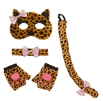 Leopard-Child-Accessory-Set