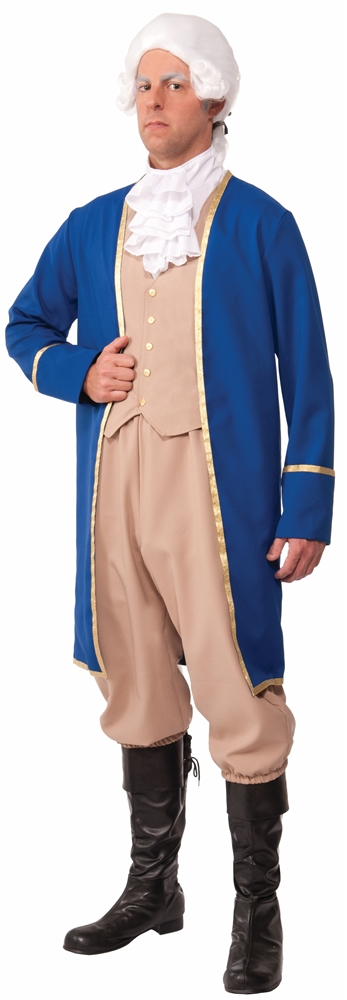 George Washington Mens Costume