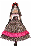 Day of the Dead Costumes and Accessories via Trendy Halloween