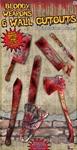 Bloody-Weapon-Wall-Cutout-Set