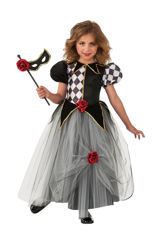 Masquerade Princess Child Costume