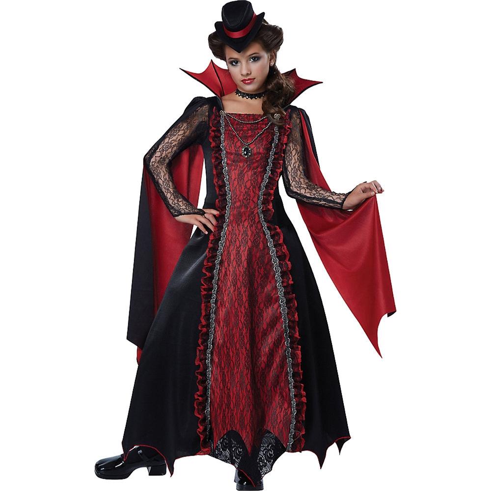 Victorian Vampire Child Costume