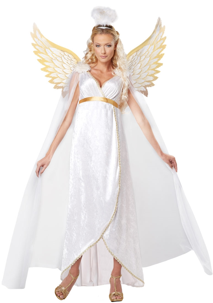 Guardian Angel Adult Womens Costume