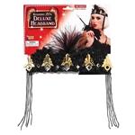 Flapper-Black-Gold-Crown-Headband