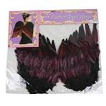 Black-Burgundy-Gothic-Wings-22in