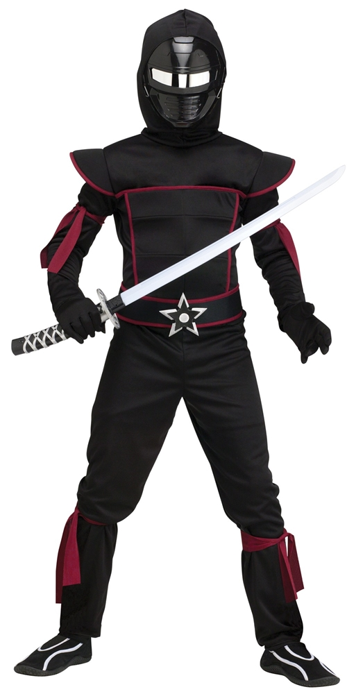 Masked Ninja Child Costume