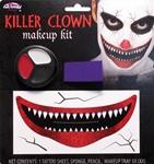 Killer-Clown-Makeup-Kit