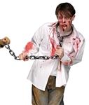 Zombie-Leash-Chain