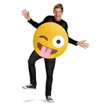 Tongue-Out-Emoji-Adult-Unisex-Costume