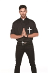 Holy-Priest-Adult-Mens-Shirt