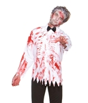 Bloody-Prom-Zombie-Adult-Mens-Shirt