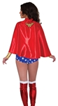 Wonder-Woman-Cape-with-Glitter-Logo